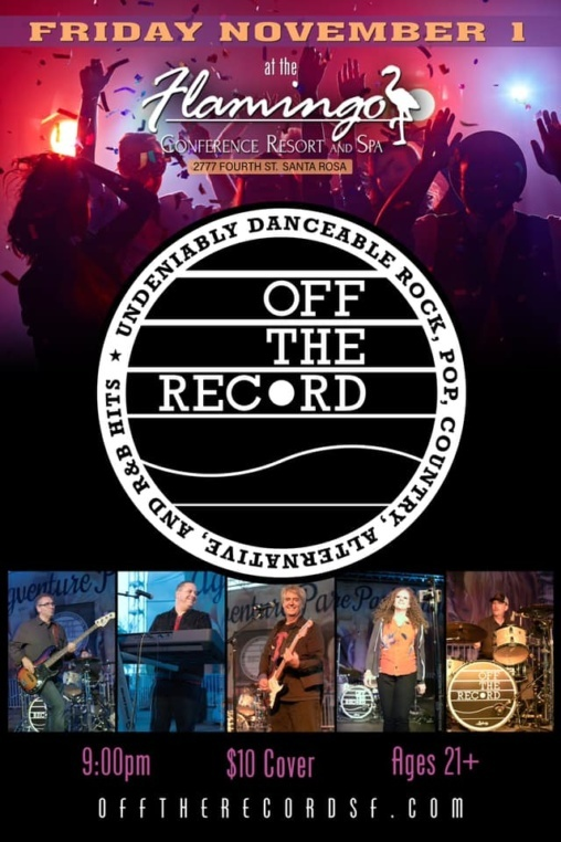 24-October-2019 - Off The Record poster